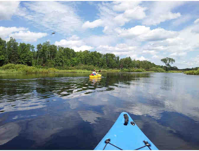 Canoe Trip on the Beautiful Tahquamenon River - Photo 1