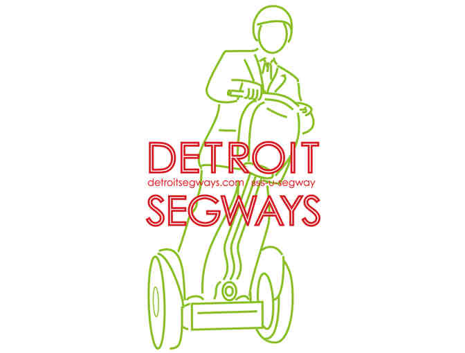 2 Detroit Segways gift certificates for Riverfront East Tour - Photo 2