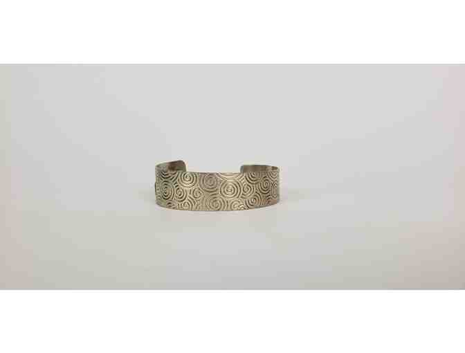Anglim Art Sterling Silver Bracelet - Photo 3