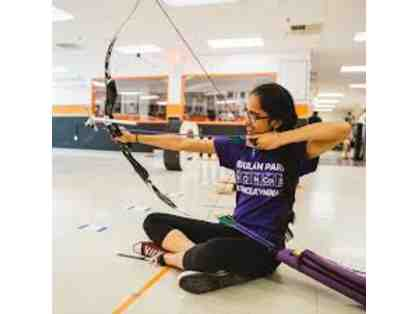 4 Hour-Long Open Range Archery Sessions With Equipment in Troy, MI