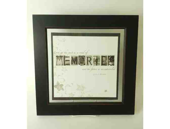 "14""x14"" Framed Memories Photo & Scrapbooking Services - Photo 1"