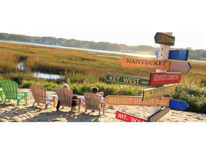 2 Night Cape Cod Getaway For 2