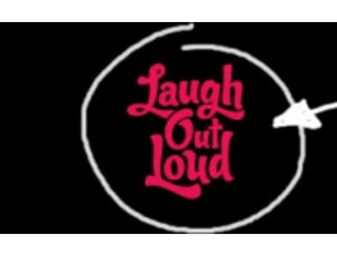 Laugh Out Loud Comedy Improv - (4) tickets
