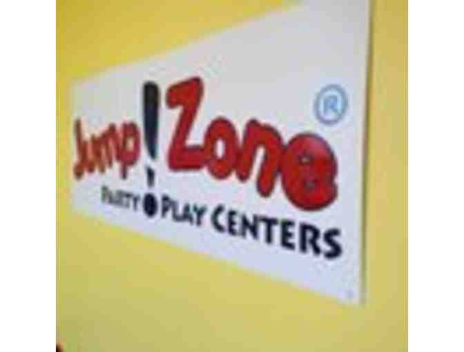 Jump!Zone Party Play Center (Niles, IL):  $100 Gift Certificate