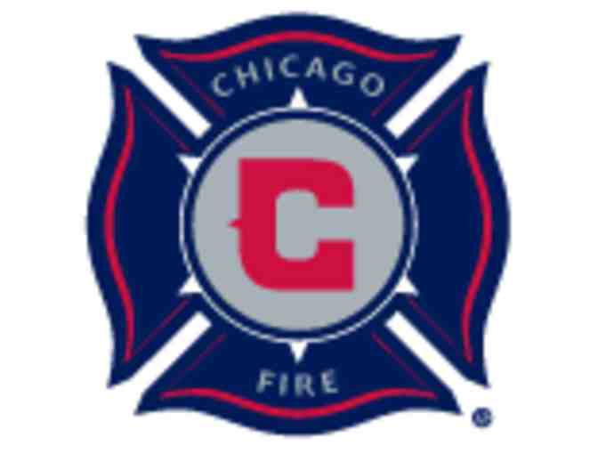 Chicago FIre vs. Seattle Sounders on June 7, 2014 - (4) tickets