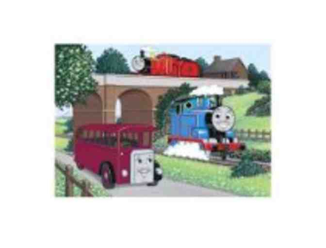 Thomas the Train 'Thomas & Bertie's Great Race' Puzzle