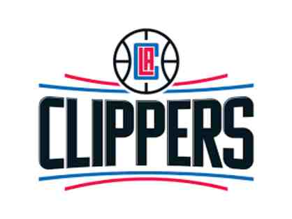 2 Tickets -- Los Angeles Clippers at the Staples Center