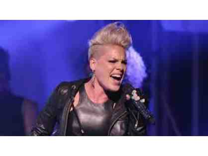 2 Tix--PINK at the Forum--6/1/18--VIP Package!  FORUM CLUB ACCESS & PARKING!