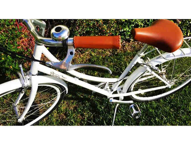 Women's Single-Speed Touring Bicycle from Pure City Bicycles