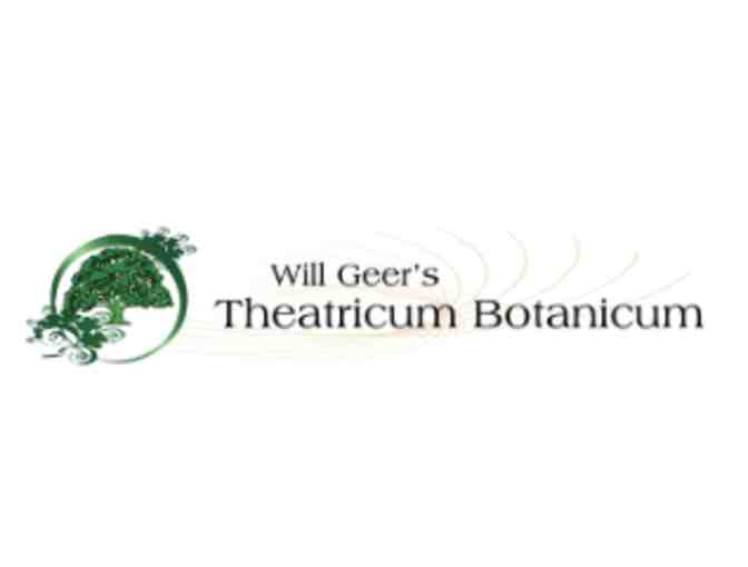 2 tickets to Will Geer's Theatricum Botanicum Repertory Perfomance - Photo 1