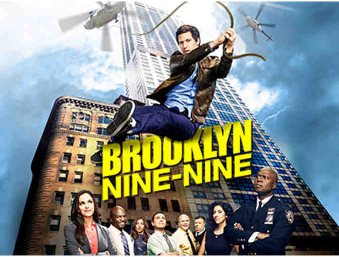 Brooklyn Nine-Nine Set Tour for 4 and Restaurant Gift Card