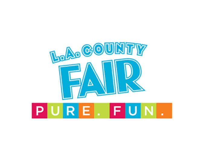 4 Any day Tickets & Parking Pass - L.A. County Fair