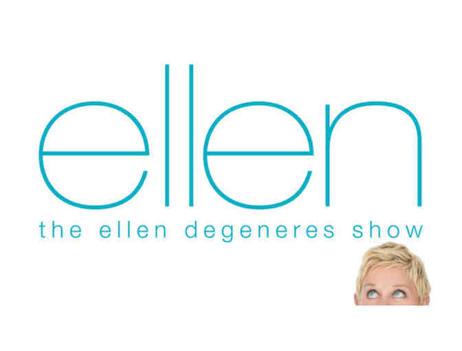 "TWO VIP Tickets to ""THE ELLEN DEGENERES SHOW"" & Gift Bag - Photo 1"