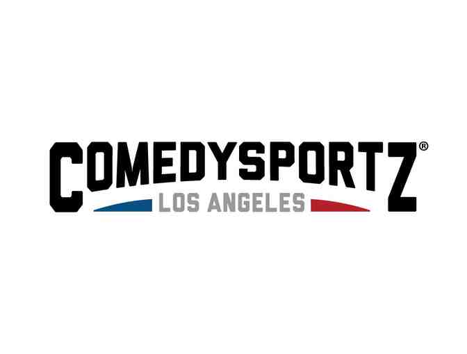 Ten Free Admissions to Comedy Sportz