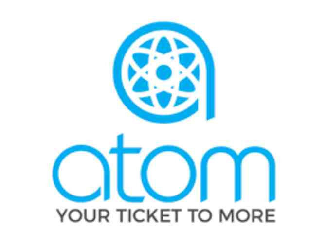$100.00 Gift Card To Atom Tickets