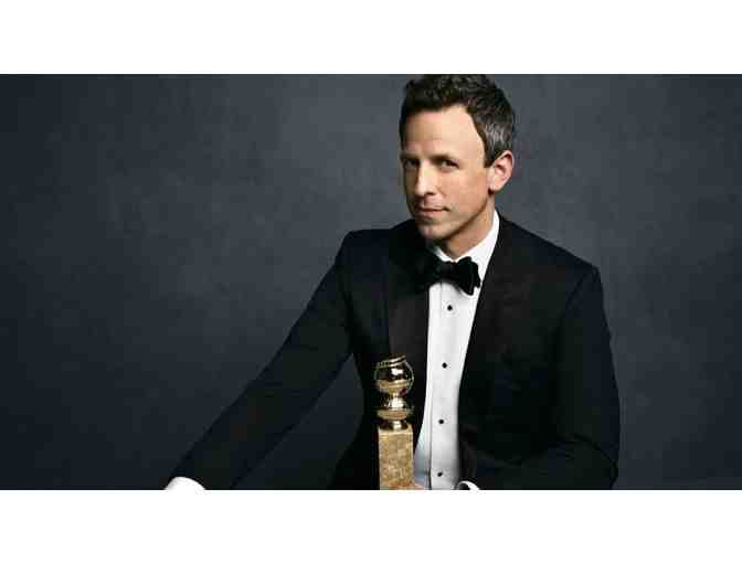 2 VIP Tickets to Late Night With Seth Meyers In NYC!