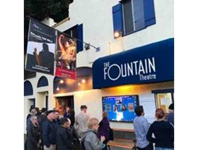 Two Tickets for The Fountain Theatre