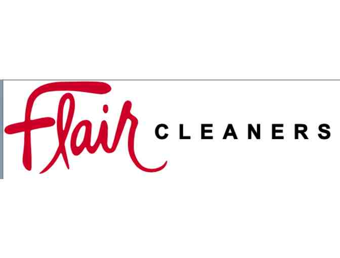 $100- Flair Cleaners Gift Card
