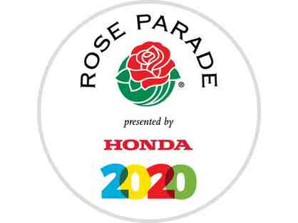 4 Tickets to the Tournament of Roses Parade 2020