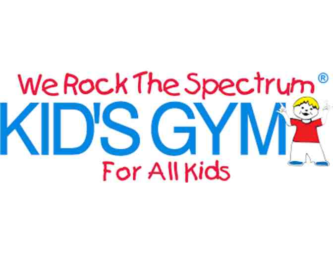 1 Month Membership at We Rock The Spectrum Kids Gym