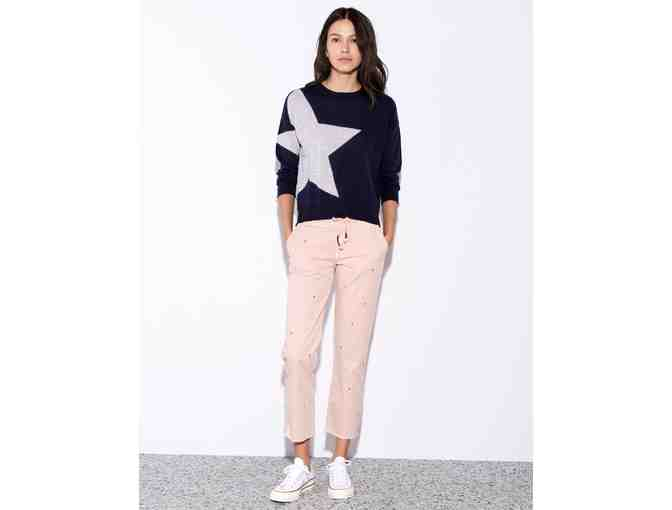 Sundry Clothing Star and Heart Sweater