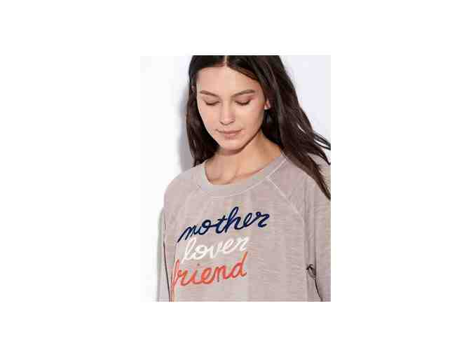 Sundry Clothing Mother Lover Friend Raglan