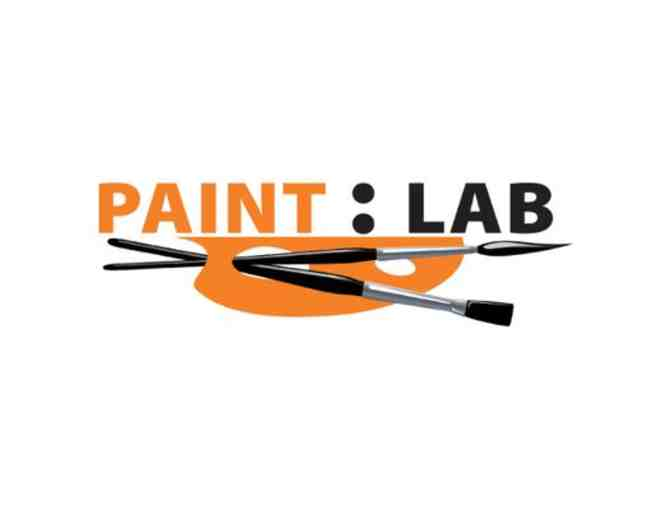 Open Lab Painting located in Santa Monica