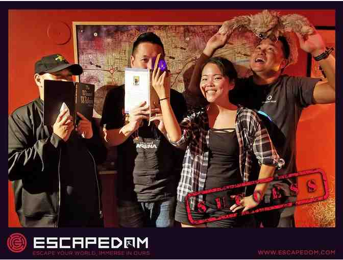 Escape Room Experience!