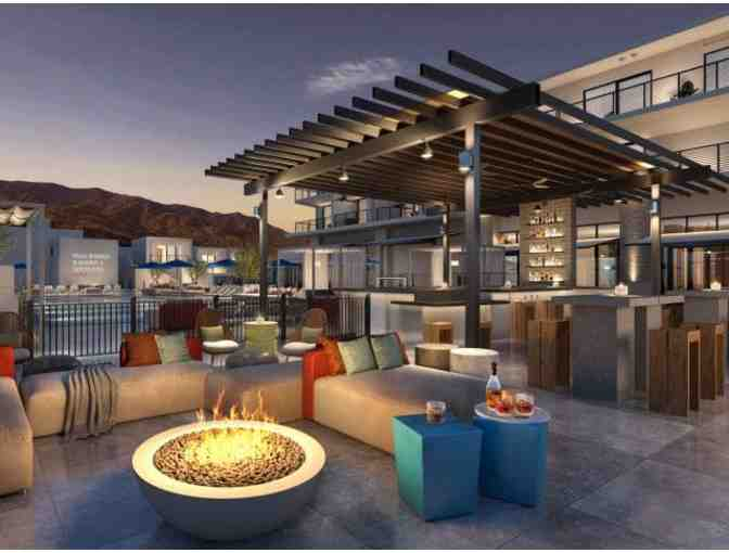 Palm Springs Getaway for Two