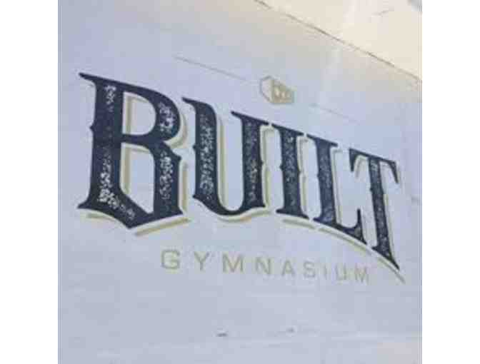 One Month Membership at Built Gymnasium Studio City