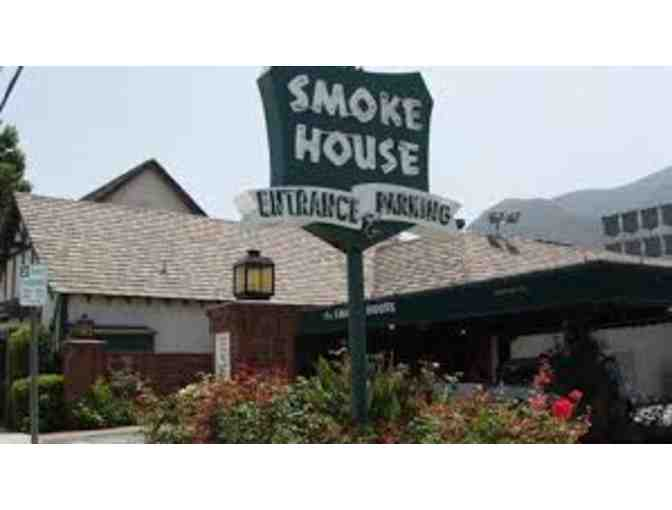 Sunday Brunch for Four at The Smoke House Burbank