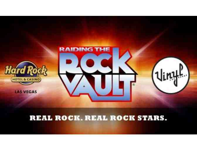 Las Vegas Getaway - Includes Hotel, 2 VIP Ticktets to Raiding the Rock Vault & 3D Museum
