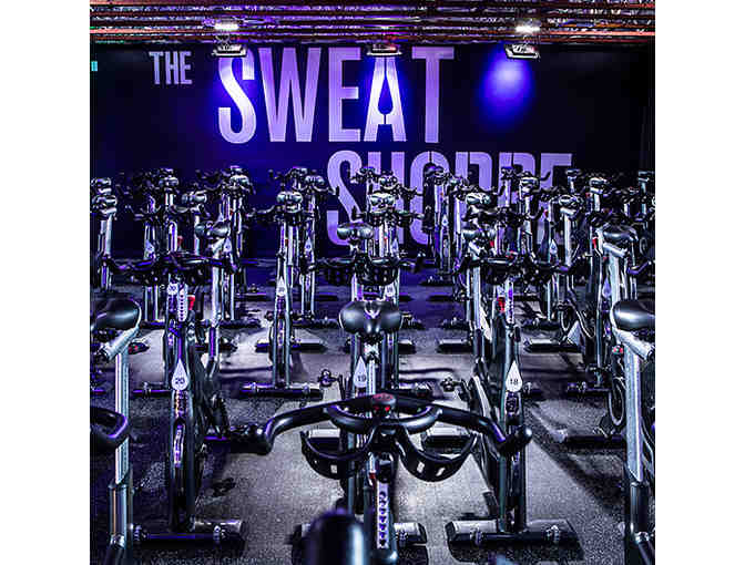 One Free Sweat Cycle at The Sweat Shoppe