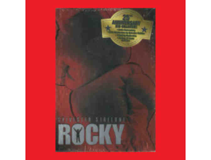 25th Anniversary DVD Collection of Rocky