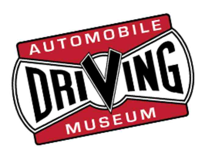 Kid's Birthday Party at the Automobile Driving Museum