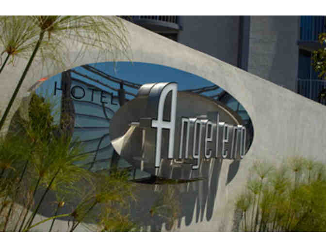 1 - Night Stay at Hotel Angeleno and Breakfast for Two