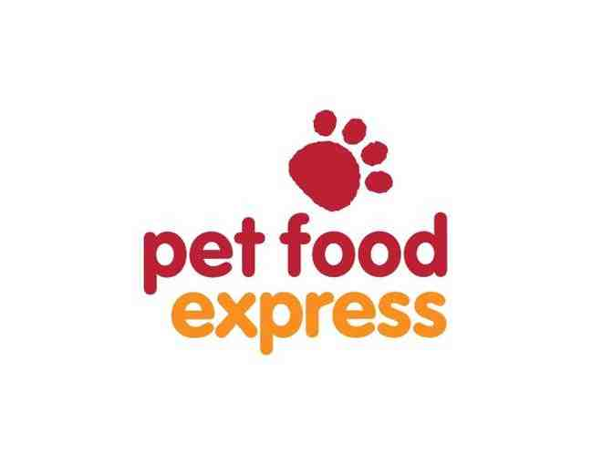 $25 Pet Express Gift Card
