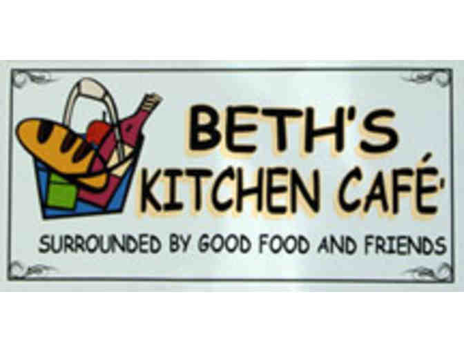 $25 Gift Certificate to Beth's Kitchen Cafe, Bridgton, Maine - Photo 1
