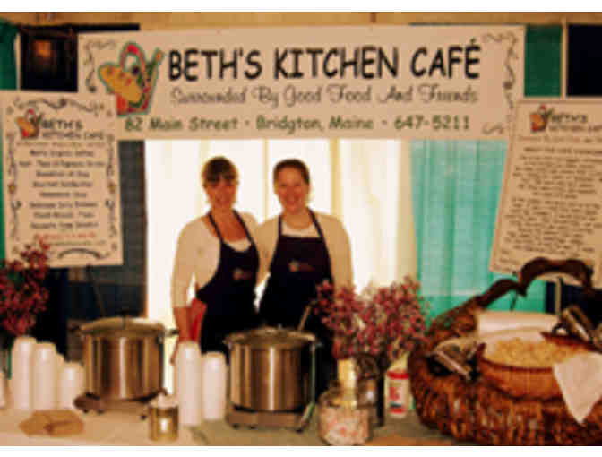$25 Gift Certificate to Beth's Kitchen Cafe, Bridgton, Maine - Photo 2