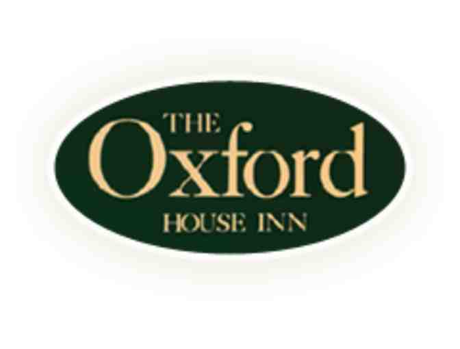 $35 Gift Certificate to The Oxford House Inn, Fryeburg, Maine - Photo 1