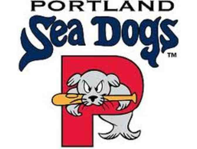 4 Portland Sea Dogs Game Tickets with First Pitch Opportunity During 2020 Season - Photo 2