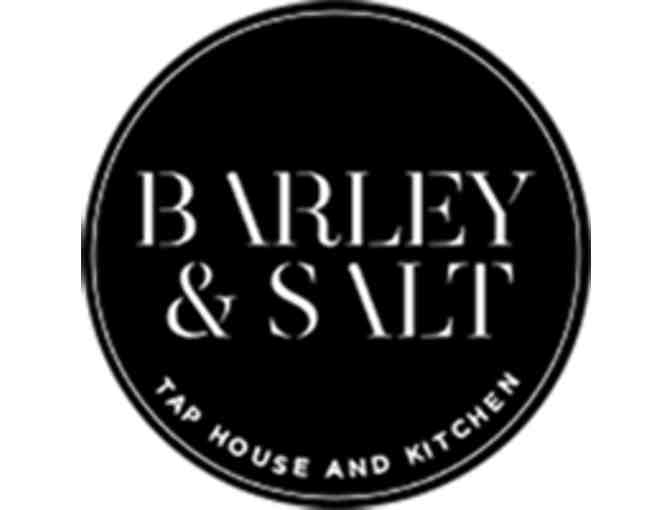 $25 Gift Certificate to Barley & Salt Tap House and Kitchen, North Conway, NH - Photo 1