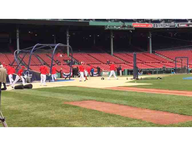 Amazing VIP Red Sox Experience for Two at Fenway - Photo 3