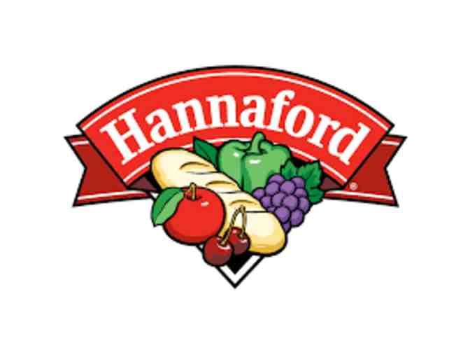 $100 Hannaford Supermarkets Gift Card