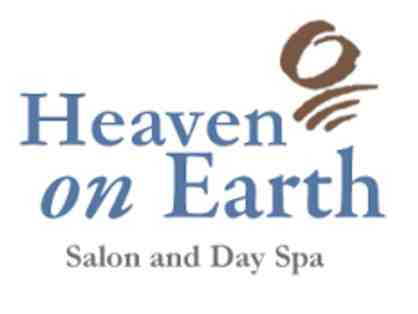 $50 Gift Certificate to Heaven & Earth Day Spa, Windham, Maine