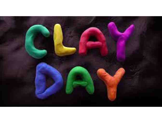 Clay Day with Mrs. Davis