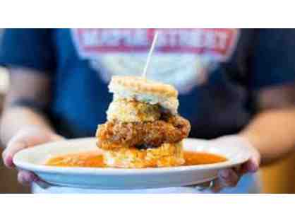Maple Street Biscuit Company - $25 Gift Card