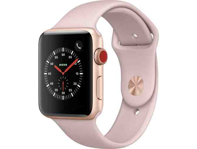 Apple Watch Series 3 with GPS & Cellular