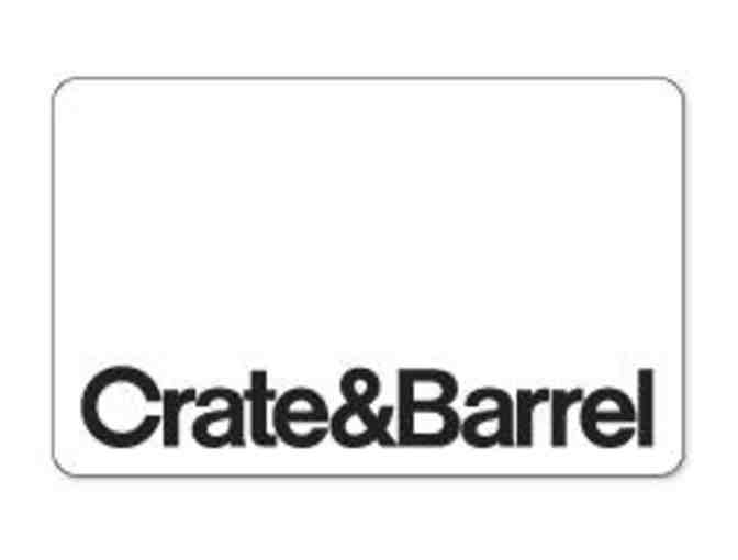 $50 Crate & Barrel Gift Card