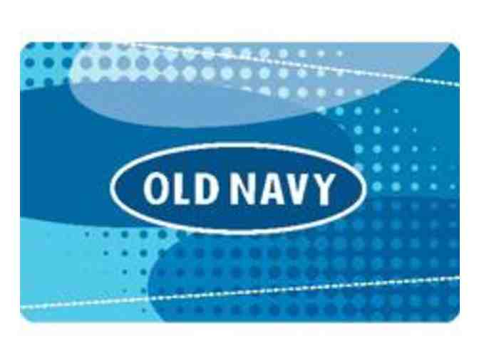 $50 Old Navy Gift Card - Photo 1